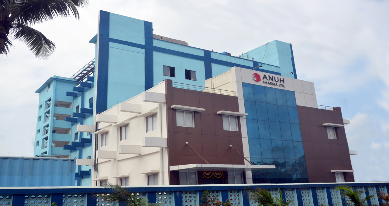 Anuh Pharma Ltd  - Home