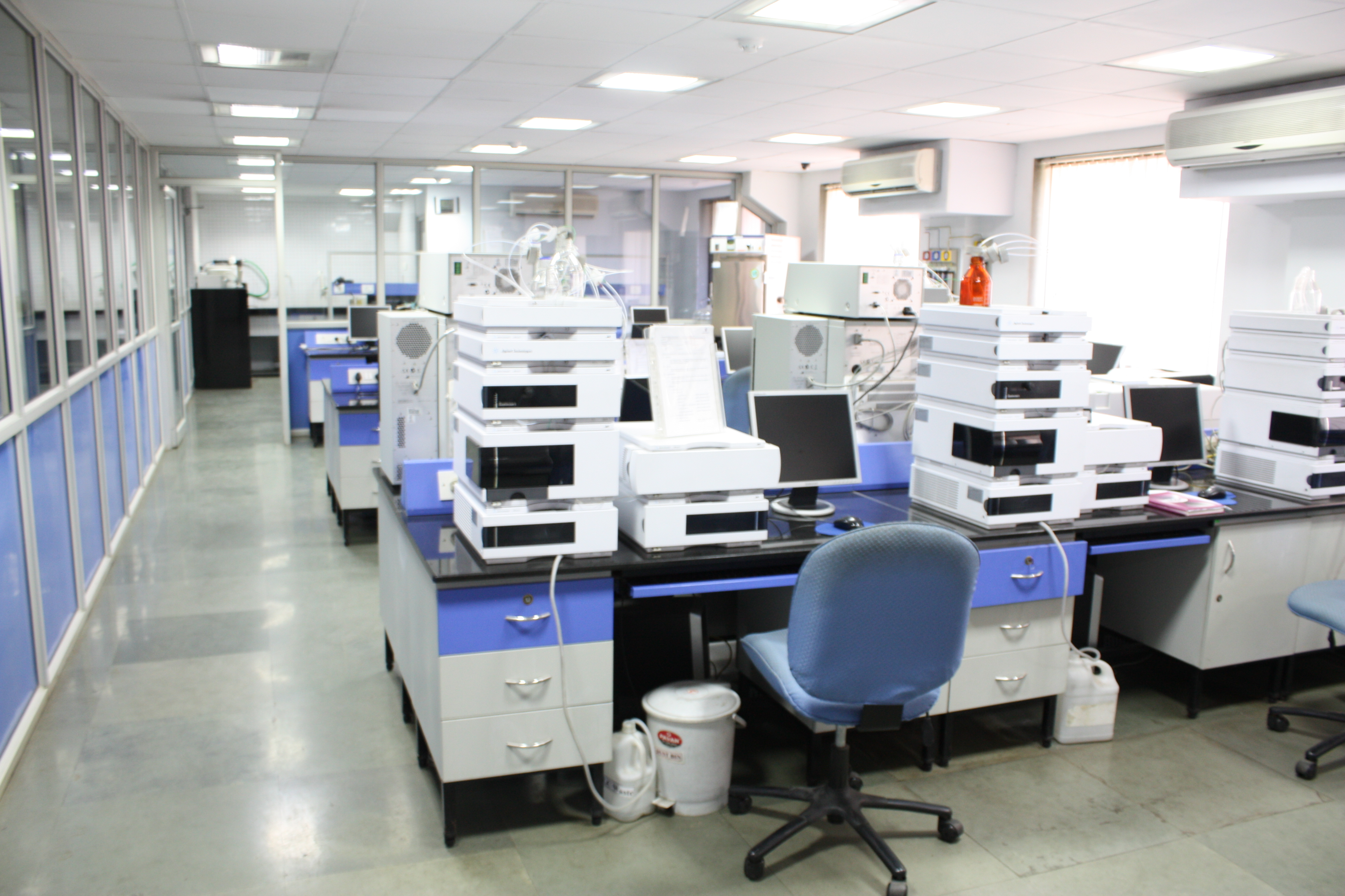 Anuh Pharma Ltd  - Research Gallery